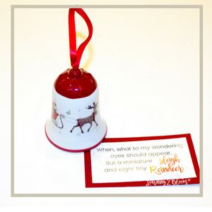 Twas The Night Before Christmas DIY Gift Idea - Learning2Bloom