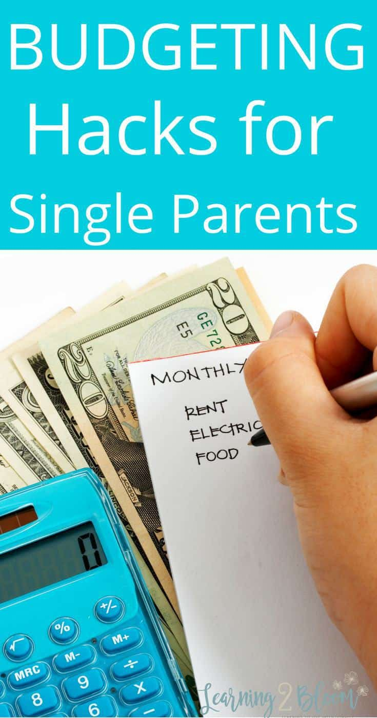 single parent household budget One-third of child recipients in single-parent households for more background about ssi, see center on budget and policy priorities.
