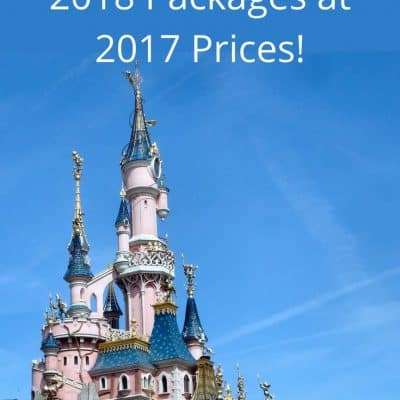 Disneyland 2018 Packages At 2017 Pricing Learning2bloom