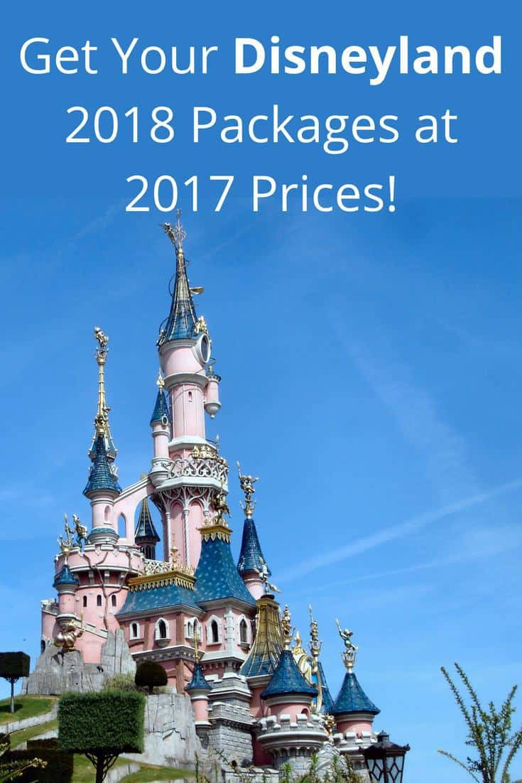 Disneyland 2019 Packages At 2018 Pricing Learning2bloom