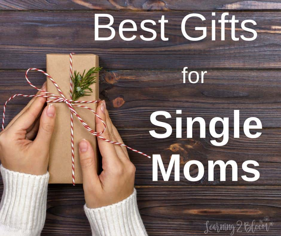 The Best Gifts For Single Moms Or Any Mom Really