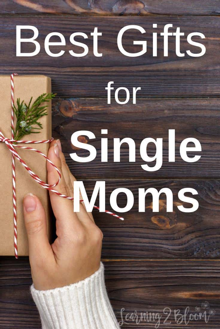The best gifts for single moms or any mom really for Best gifts to give mom